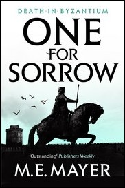 Book cover, One For Sorrow